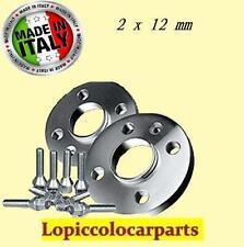 DISTANZIALI per Fiat (4x98) 58.1  da 12 mm corredati di bulloni per FIAT/LANCIA