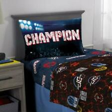 Franco Kids Bedding Super Soft Sheet Set, 3 Piece Twin Size, WWE