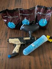 Barely Used .68 Tippmann Cronus Tactical Paintball Gun w/ Paintballs