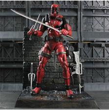 New Marvel Legends Deadpool Statue Action Figures Diamond Select Collection Toys