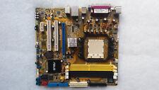 Asus M2A-VM, AM2 AM2+, AMD 690G, FSB 2000, DDR2 800, VGA DVI-D, GLAN, Raid, mATX