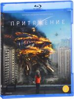 *NEW* Attraction/ Притяжение (Blu-ray, 2017) Russian Sci-Fi Action Movie