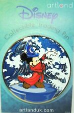 Disney Artland FANTASIA Sorcerer Mickey Conducting Collection Jumbo LE250 Pin D