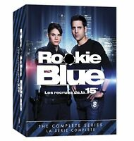 Rookie Blue: The Complete Series DVD Box Set - All Seasons 1-6 Canadian TV Show