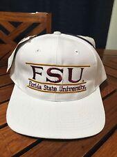 FSU FLORIDA STATE UNIVERSITY SNAPBACK HAT NWT/THE GAME