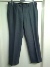 Mens Pierre Cardin Pants / Trousers, Grey, 36 / 29, Polyester / Viscose