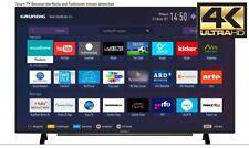 Grundig 43 VLX 7000BP LED TV 43 Zoll, UHD 4k, Smart-TV, Wlan Triple-Tuner DVB-T2