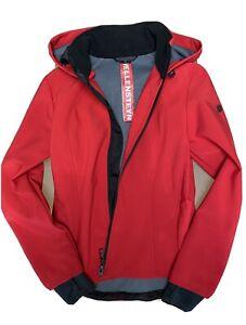 Wellensteyn Damen-Jacke Luminata, Größe S, rot