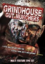 Grindhouse Gutmunchers [New DVD]