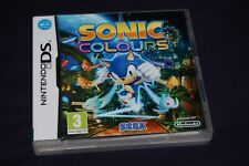 Sonic Colours Nintendo DS Game (NDS) NEW