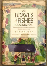 The Loaves And Fishes Cookbook SIGNED & INSCRIBED BY ANNA PUMP & GEN LEROY