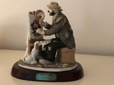"Emmett Kelly Jr ""Artist At Work"" Limited Edition, #3770 By Flambro - Full Size"