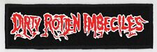 DRI SUPERSTRIP PATCH / SPEED-THRASH-BLACK-DEATH METAL