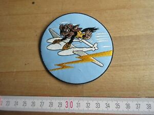 US Army Wildcat 429th Fighter Squadron 474th Group USAAF Airforce Patch Aufnäher