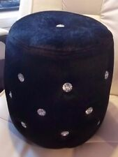 Surprising Unbranded Suede Ottomans Footstools Poufs For Sale Ebay Alphanode Cool Chair Designs And Ideas Alphanodeonline