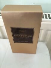 Mens New M & S  100ml Amber Woodspice Gentleman Aftershave