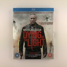 Dying Of The Light (Blu-ray, 2015) s