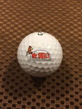 LOGO GOLF BALL-MR. DELL'S......THE HASH BROWN PROFESSIONALS