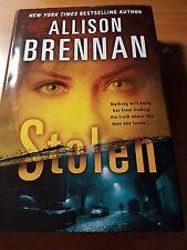 Stolen A Novel by Allison Brennan