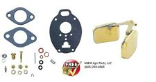 CARBURETOR KIT & FLOAT CASE 480B 480CK 530 540 541C 600 600B 640 641 CARB KIT