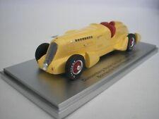 Duesenberg Model Sj Mormon Speed Record 1935 Yellow 1/43 Kess KE43055012 New