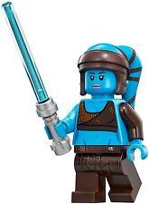 LEGO Star Wars JEDI Aayla Secura mini figure Lightsaber 75182