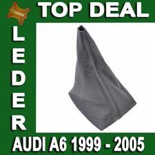 Vitesse Levier Boite de Couvercle Coffre Soufflet Original Lampe Cuir pour Audi