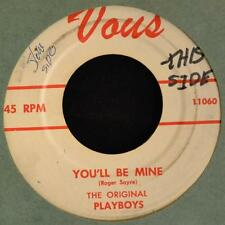 RARE OBSCURE PRESS GARAGE SOUL The Original Playboys Vous 11059