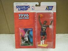 STARTING LINEUP- 1996 EDITION- ANTONIA MCDYESS- NEW ON THE CARD- L147