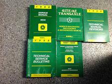 1998 DODGE MOPAR NEON Service Repair Shop Manual OEM 98 DEALERSHIP BOOK SET