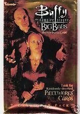 BUFFY THE VAMPIRE SLAYER - BIG BADS - COMPLETE SET 1-72