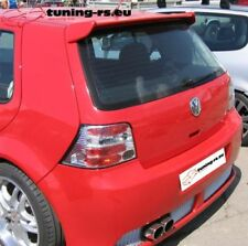 VW GOLF 4 GOLF IV DACHSPOILER HECKSPOILER  Art.. 1704601  tuning-rs.eu