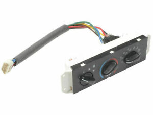 For 2001-2002 Jeep TJ A/C Selector Switch SMP 62666WW