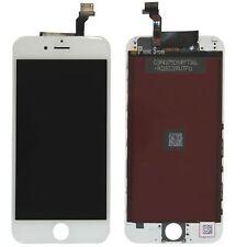 "Para iphone 6 (4,7"") pantalla LCD digitalizador pantalla táctil retina completamente blanco"