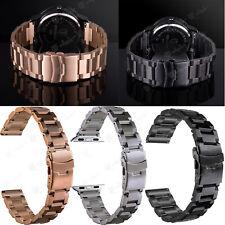 18 20 22 24mm De Acero Inoxidable Pulsera Pulsera Reloj Banda Correa Para Reloj inteligente Mk