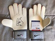 GUILLERMO MEMO OCHOA Signed Nike Goaltender Glove PSA/DNA Mexico