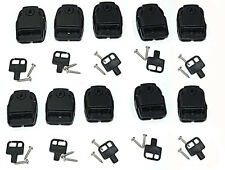 10pcs Spa Hot Tub Cover Broken Latch Repair Kit Clip Lock with key and hardware