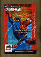 1 Ultimate Spider-Man #6 NM- Niagara Falls Canadian Variant Edition Amazing