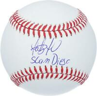 "Fernando Tatis Jr. San Diego Padres Signed Baseball & ""Slam Diego"" Insc"