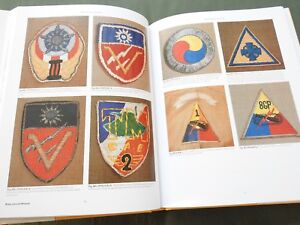 """""""EMBLEMS OF HONOR ARMOR CAVALRY TANK DESTROYER"""" US WW1 WW2 PATCH REFERENCE BOOK"""