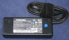 Caricabatterie ORIGINALE alimentatore per TOSHIBA PA3469E-1AC3 - 15V 5A 75W