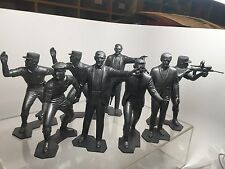 MARX REISSUE 6 INCH MAN FROM UNCLE SECRET AGENT SPY Some Damage