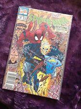 Ghost Rider  Spider-Man #18 ungraded comic book Marvel #01321, 1991 edition