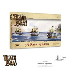 BLACK SEAS  ~ 3rd RATES SQUADRON ~ NEW ~ UNOPENED