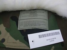 NEW USMC Goretex Parka Jacket ECWCS Large size Fur Ruff  (New with Tag)