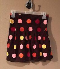 Gymboree FALL FOR MONKEYS Skirt Size 8