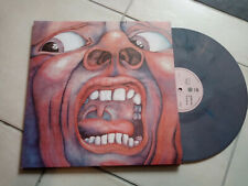 KING CRIMSON In the court of king crimson LP Vinyl Couleur Gatefold