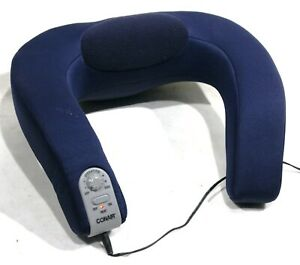 Conair® Massaging Neck Rest with Heat - Runs with AC or Battery Powered by 2 AA
