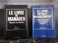 Le livre du manager Le livre du self-management ARTBOOK by PN