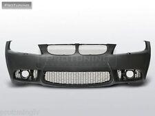 BMW E90 E91 08-11 LCI Serie 3 M3 Look Paraurti anteriore in plastica ABS SPORT M SER TECH